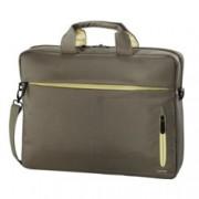 """Чанта за лаптоп Hama Marseille Style, до 15.6"""" (39.62 cm), кафява"""