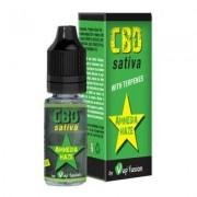 Vap'Fusion E-liquide au CBD et aux terpènes de cannabis Amnesia Haze (Vap'Fusion)