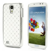 Capa Diamante Bling para Samsung Galaxy S4 I9500, I9505 - Branco