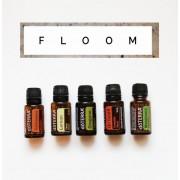 doTERRA set uleiuri esentiale FLOOM - suport intens pentru Imunitate