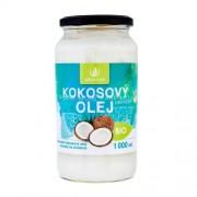 Allnature Premium Bio Coconut Oil 1000ml Продукт за намаляне на холестерола Unisex Натурално кокосово масло