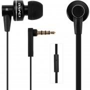 Audífonos Bluetooth Manos Libres Inalámbricos, ES-900i Aislamiento De Ruido Auricular Intra-auricular Con Cable De 1,2 M De Micrófono (negro)