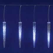 LED-es jégcsap izzósor, 5,6m, IP44, 230V