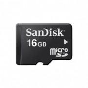 SANDISK memorijska kartica bez adaptera SD 16GB Micro
