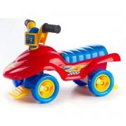 Teddies Odrážedlo Buggy Ride-on Červené