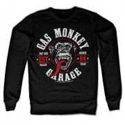 Gas Monkey Garage Round Seal Sweatshirt