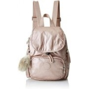Kipling City Pack S Mini Backpack Metallic Blush 10 L Backpack(Multicolor)