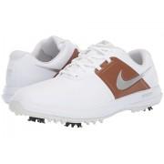 Nike Golf Air Zoom Victory WhiteMetallic SilverLight British Tan