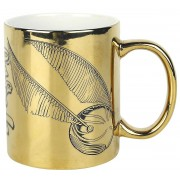 Harry Potter I'm a Catch - Tasse mit Foliendruck Mok goudkleurig