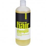 EO Products Shampoo - Sulfate Free - Everyone Hair - Volume - 20 fl oz
