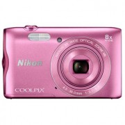 Nikon CoolPix A300 rosa