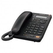 Panasonic Kx-Ts620exb Colore Nero Telefono Con Filo