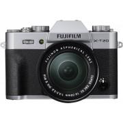 Fujifilm X-T20 + 16-50mm OIS II - Zilver