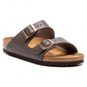 Чехли BIRKENSTOCK - Arizona Bs 0051103 Dark Brown