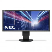 Monitor NEC EA294WMi, 29'', IPS, LED, 2560x1080, 1000:1, 6ms, 300cd, D-SUB, DVI, HDMI, DP, pivot, repro, čierny