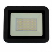 Proiector LED Well, 50 W, 4000 lm, IP65, 4000 K, Negru