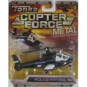 Tonka Copter Force Metal Diecast Bodies- POLICE PATROL