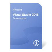 Visual Studio 2013 Professional elektronički certifikat
