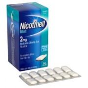 Nicotinell Mint 2mg 36 Goma para Mascar