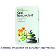 Ceai Hemoroplant 20 plicuri Alevia