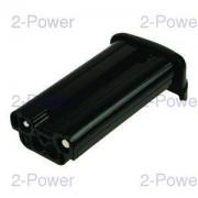 2-Power Digitalkamera Batteri Canon 12v 1650mAh (NP-E3)