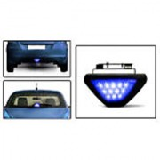 Takecare Led Brake Light-Blue For Mahindra Xuv 500 Old 2010-2014