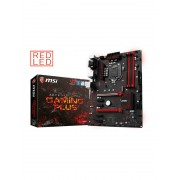 MSI Z270 GAMING PLUS Moderkort - Intel Z270 - Intel LGA1151 socket - DDR4 RAM - ATX