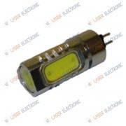 Lampadina a LED G4 4Watt HQ 16mm 4x1W Bianco Caldo