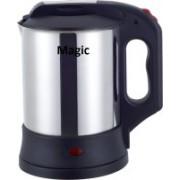 Magic Surya K 103 Electric Kettle(1.5 L, Black & Silver)