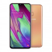 Samsung Galaxy A40, 4/64GB, Dual Sim - Narančasta
