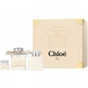Chloe Комплект (EDP 75ml + EDP 5ml + BL 100ml) за Жени
