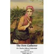 Kit goblen - The Fern Gatherer de Charles Sillem Didderdale