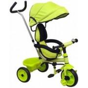 Tricicleta pentru copii Ecotrike Baby Mix Green