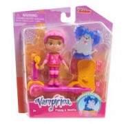 Set figurine Disney Vampirina Vampirina si Gregoria cu trotineta