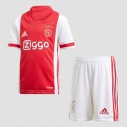 adidas Afc ajax thuistenue 20/21 wit/rood kinderen Kinderen - wit/rood - Size: 98