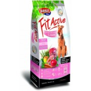 Panzi FitActive Puppy & Junior Hypoallergenic Lamb, Apple & Rice 15kg