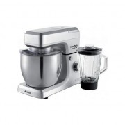 Mixer cu bol Ariete Pastamatic Gourmet 1598/1, 1500 W, Bol detasabil 7 l, 6 viteze + Pulse, Blender 1.5 l