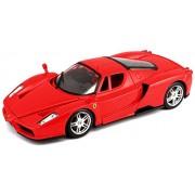 Bburago 1:24 Ferrari Race and Play Enzo, Multi Color