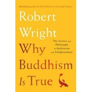 Why Buddhism Is True: The Science and Philosophy of Meditation and Enlightenment, Hardcover/Robert Wright