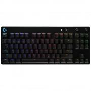 KBD, Logitech G PRO, Gaming, Clicky, USB, Black (920-009392)