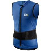 Salomon Flexcell Light Vest Junior Rygskjold (Blå)