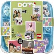 Конструктор Лего Дотс - Държачи за картини с животни, LEGO DOTS, 41904
