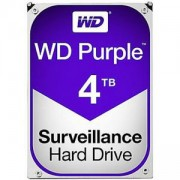 Твърд диск Western Digital Purple, 3.5, 4TB, SATA/600, 64MB cache, WD40PURZ