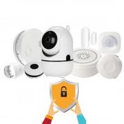 Безжична алармена система за сигурност