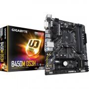 GIGABYTE B450M DS3H, socket AM4 moederbord RAID, Gb-LAN, Sound, µATX