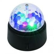 LED-s diszkólámpa, 4,5V