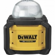 DEWALT All-Purpose LED Portable Work Light - 5000 Lumens, 20 Volt Max, Tool Only, Model DCL074