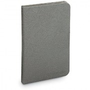 Verbatim Folio Case with LED Light for Kindle 4 and 5 (only) Slate Silver 98079