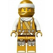 njo450 Minifigurina LEGO Ninjago Hunted-Golden Dragon Master (Sensei Wu