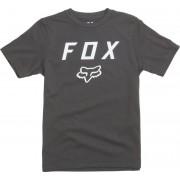 Fox Legacy Moth T-Shirt Barn svart 116-122 2019 Streetwear för barn
